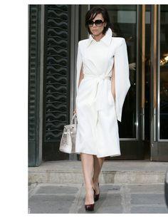 Victoria Beckham Style File | ELLE UK