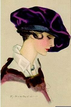 """""""Marcello Dudovich March 1878 in Trieste – 31 March 1962 in Milan) was an Italian painter, illustrator, and poster designer. Vintage Prints, Vintage Art, Vintage Ladies, Retro, Illustration Art Nouveau, Pinup Art, Moda Vintage, Illustrations, Vintage Images"""