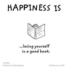 Find images and videos about quotes, book and happiness on We Heart It - the app to get lost in what you love. I Love Books, Good Books, Books To Read, My Books, Quotes For Book Lovers, Book Quotes, Life Quotes, Happy Moments, Happy Thoughts
