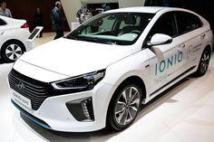 Hyundai IONIQ #MondialAuto