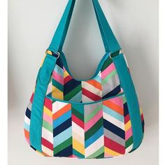 Hey Mercedes Bag from the book Windy City Bags, by Sew Sweetness