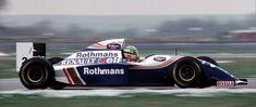 Rothmans Williams Renault                                   No.2 Ayrton SENNA                                            Williams FW16 Renault RS6 NA3.5L V10 Goodyear