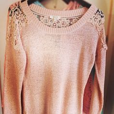 Cozy pink sweater $42. #thisisboise #thethreadedzebra #shopping #boise #eagle #clothing More at: http://instagram.com/p/iMhTJ6HLeo/