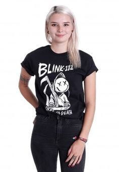 Blink 182 - Bored To Death - T-Shirt