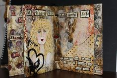 Heart for an Artful Life – Mixed Media Journal