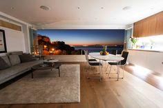 Eines der schönsten und modernsten Meerblick-Lofts auf Mallorca bei Palma mit Seltenheitswert. Ein Schmuckstück mit 2 verglasten SZ und BZ. € 690.000.-