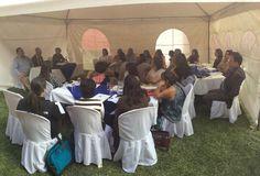 Las profesionales del habla en una charla dirigida por el Dr. Samuel Fletcher audiologo, patologo del habla y medico distinguido quien ha sido condecorado por los mas altos honores de la ASHA.  Un momento inolvidable conociendo mas junto con CompleteSpeech los lideres de la tecnologia visual en terapia del habla. #terapiadelhabla #tecnologia #terapistas #habla #lenguaje #drfletcher #latinoamerica