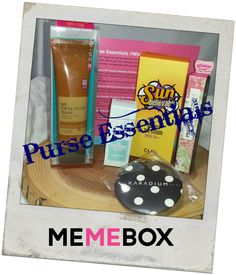 Memebox Purse Essentials Box #WhatsInYourBag Unboxing! | Unboxing Beauty