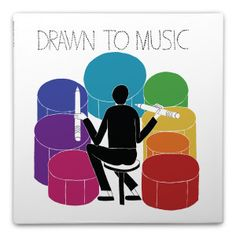 Plumb Notebooks: Drawn to Music by Nathaniel Russell