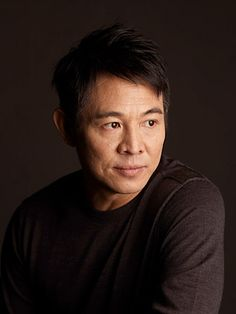 "Shiro, Knight of the Cross: Jet Li.      Fantasy casting Jim Butcher's ""Dresden Files."""