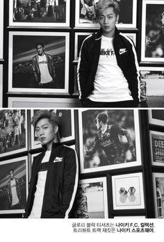 DooJoon & GikWang for High Cut MagazineUpper Cut Special Korean Wave, Korean Men, Korean Actors, Jang Hyun Seung, Yoon Doo Joon, Yong Jun Hyung, Yoseob, Cube Entertainment, Fine Men