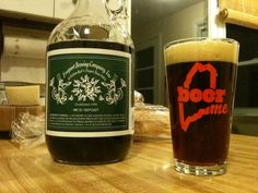 Freeport Brewing Company Growler
