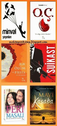 Kitaplarım ve Ben: Kitap Çekilişi : Minval Yayınları Sponsorluğunda 1...