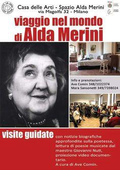 Casa Museo Alda Merini. Via Magolfa 32 -Milano.