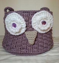 Sandy's Hook- A Crochet Blog: It's a Hoot!
