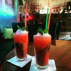#mojito #fruit #strawberry #kingston #cocktail #zilina
