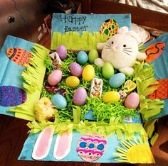 Military care package easter cares for you pinterest military filled easter care package for my soldier negle Image collections