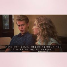 Carrie Diaries. Sebastian Kydd. I'm dying... or crying. One of the two.