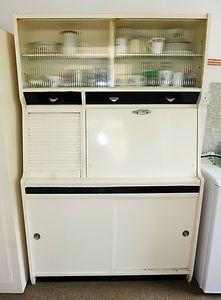 Vintage Kitchen Unit, Cupboard, Larder, Dresser - Hygena - Retro ...