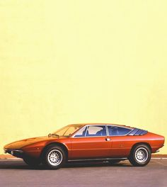 1973-1979 LAMBORGHINI URRACO - by Carrozzeria Bertone