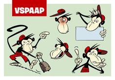 VSP Aap, vspaap, vspa, Pieter Hogenbirk,