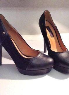 Kup mój przedmiot na #vintedpl http://www.vinted.pl/damskie-obuwie/na-wysokim-obcasie/10322196-czarne-szpilki-nowe