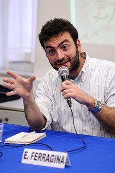 Emanuele Ferragina presenta il suo ultimo lavoro, La maggioranza invisibile, Rizzoli