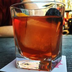 Are you my wedding cocktail?  #oldfashioned #bourbon #lisaandcataregettingmarried #dranks