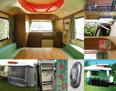 Preloved | sought after retro' eriba puck' caravan (1982) for sale in Leigh On Sea, Essex, UK