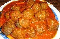 Cocina a lo Boricua: Albondigas en salsa