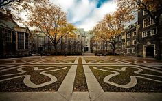 You don't have to leave Toronto to see the fall colours.: University of Toronto Campus Western University, University Of Toronto, Ontario, Leaves Changing Color, What Dreams May Come, Beautiful Sites, Great Shots, Law School, Canada Travel