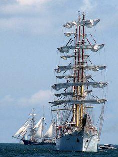 Tall Ships, Poland