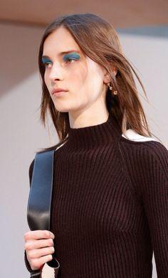 Céline FW 2015 via style.com
