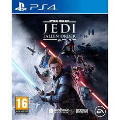 Grab your lightsaber and become a Jedi in this new Star Wars game. Pre-order and read more about Star Wars Jedi: Fallen Order here at GAME. Star Wars Jedi, Film Star Wars, Star Wars Games, Star Trek, Jeux Xbox One, Xbox One Games, Red Dead Redemption, Black Ops, Chevalier Jedi