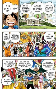 Serin, 0ne Piece, Manga Pages, One Piece Manga, 20th Anniversary, Zoro, Pretty Good, Animation, In This Moment