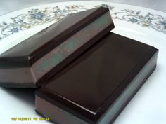 Coffee Mint and Chocolate Soap   $5.50