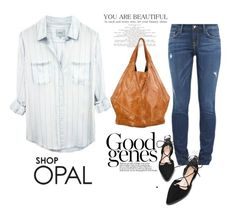 """SHOP - OPAL"" by ladymargaret ❤ liked on Polyvore featuring Level 99 and J.J. Winters"