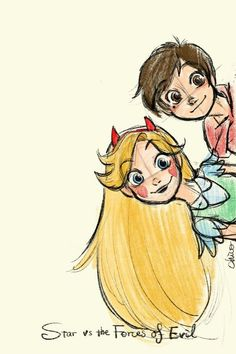 Star vs the forces of evil butterfly marco Art Drawings Sketches, Disney Drawings, Cute Drawings, Art Sonic, Starco Comics, Comic Anime, Evil Art, Arte Sketchbook, Star Butterfly