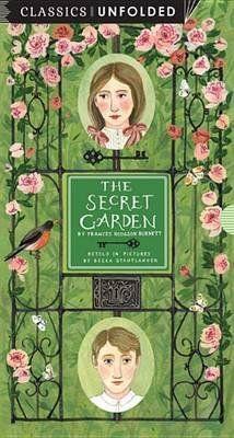 The Secret Garden Unfolded cover image