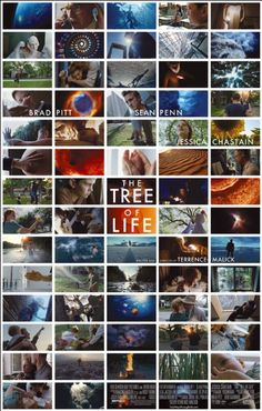 The Tree of Life (2011) / won Palme d'Or on Cannes 2011