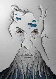 'Treebeard' - Eiko Ojala