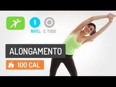 Alongamento diário proporciona relaxamento muscular - YouTube
