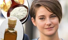 Shailene Woodley's beauty routine inspired by 'indigenous cultures' #DailyMail