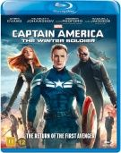 Captain America: The Winter Soldier (Blu-ray) - Blu-ray - Elokuvat - CDON.COM