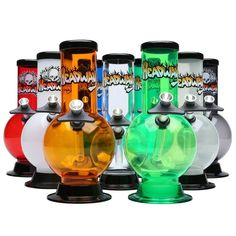 Acrylic bubble bottom bongs by Headway Plastics are ideal for beginners wanting to try a first water pipe or for someone looking for a durable bong that features a lightweight, portable design that's…More Cannabis, Odyssey Online, Hookah Pipes, Water Bongs, Pipes And Bongs, Dab Rig, Water Pipes, Simple Designs, Bubbles