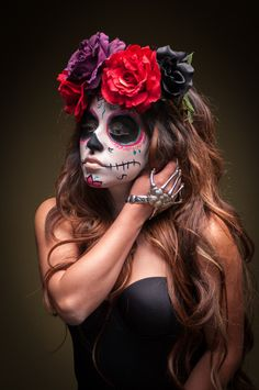 the Sugar Skull by James Mancusi on 500px