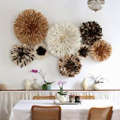 How To Decorate with Juju Hats