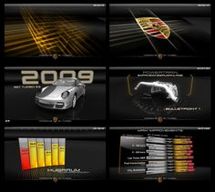 Porsche Presentation Concept by stereolize-design.deviantart.com on @deviantART