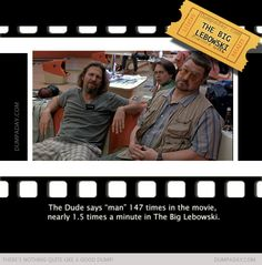 Quick Movie Facts You Probably Didn't Know – 21 Pics Fun Movie Facts, Wtf Fun Facts, Movie Trivia, Random Facts, Dump A Day, The Big Lebowski, Best Cosplay, Awesome Cosplay, The More You Know