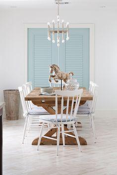 beach house dining room | Lischkoff Design Planning
